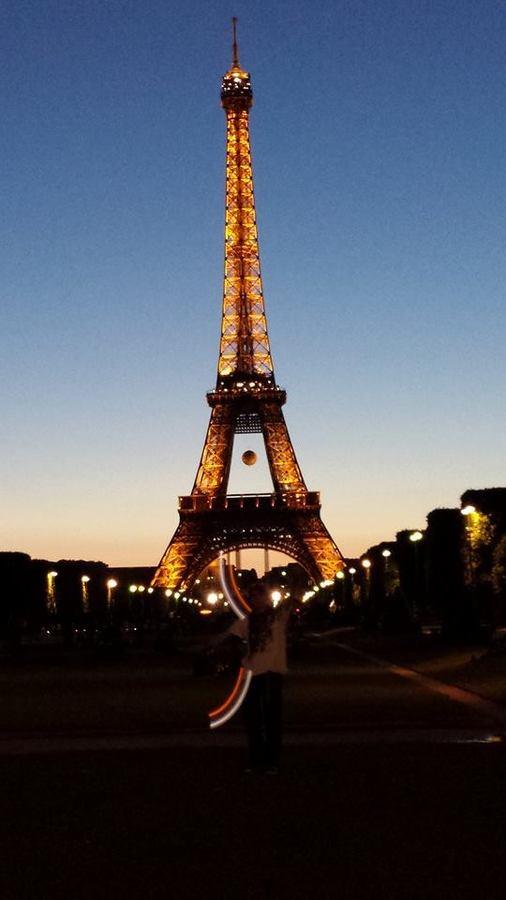 Pyro In Paris