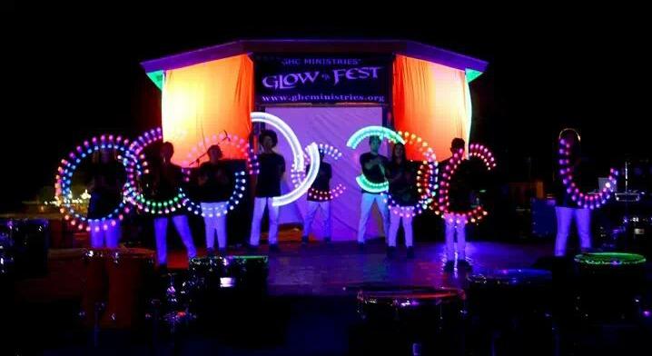Teen Glow Fest