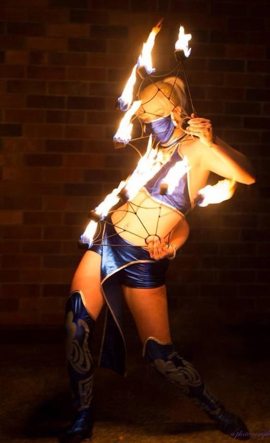 Kitana Fire Princess