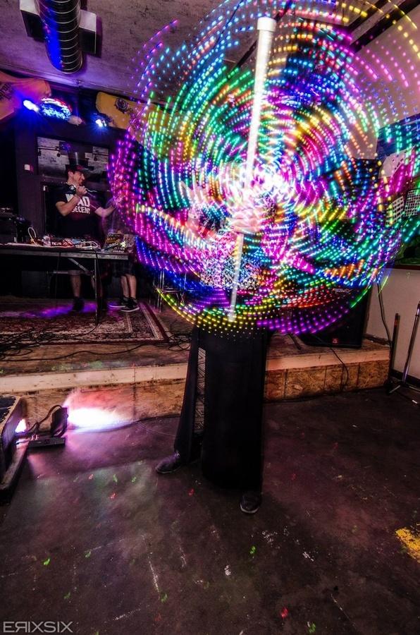 LED Flow Wand