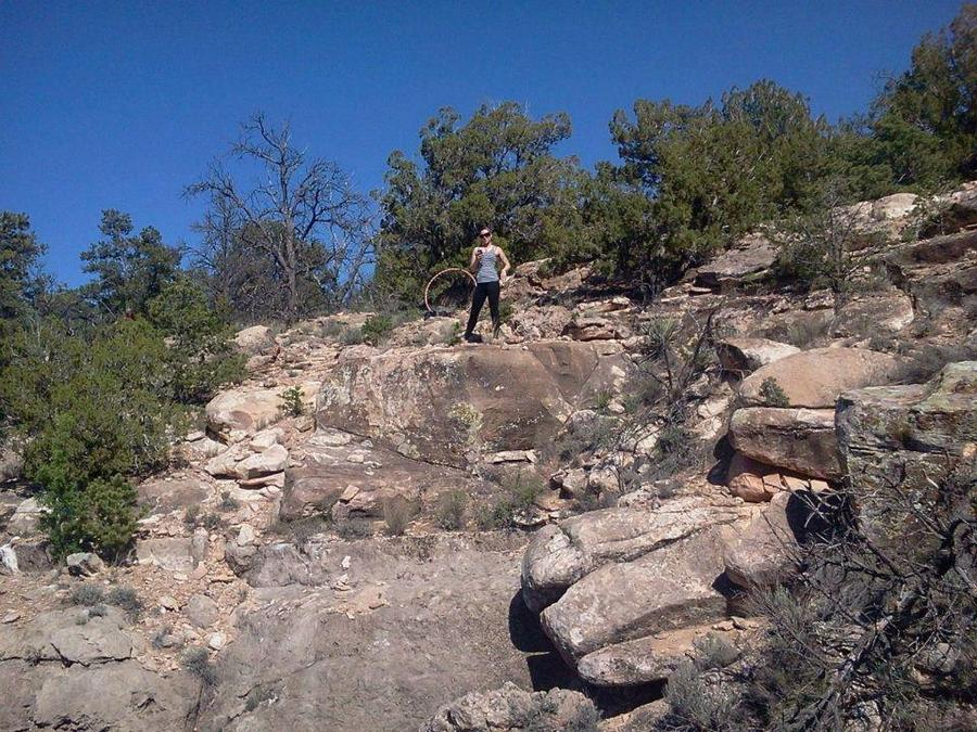 New Mexican Hoop Canyon