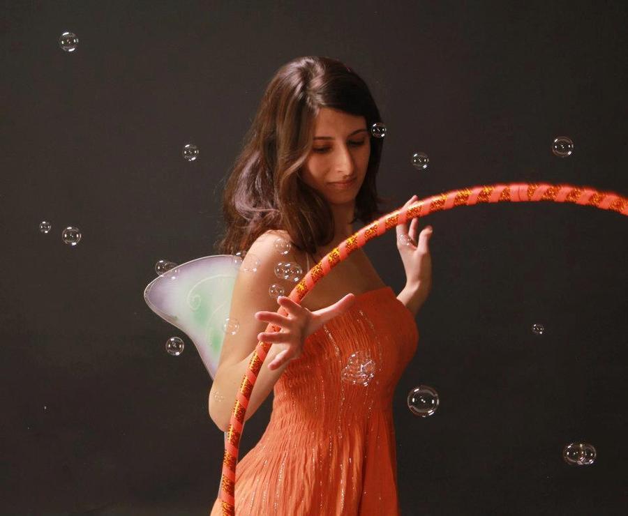 Hoop fairy