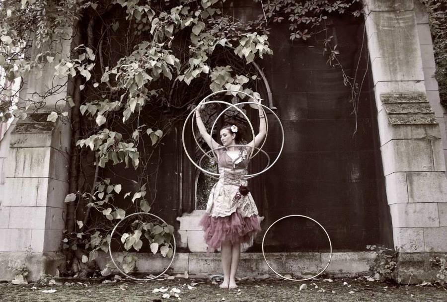 Enchanted Hula Hoops