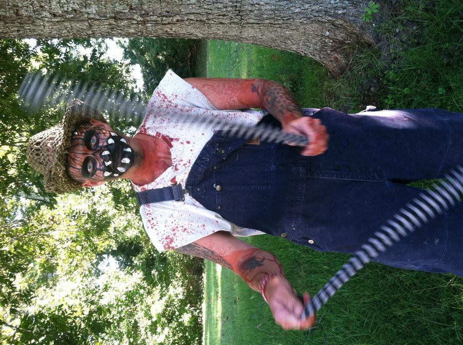 Scarecrow murderer
