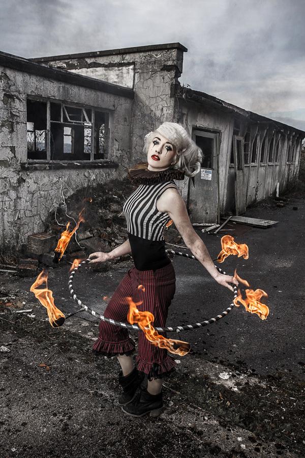 Valerian Entertainments Fire Pixie