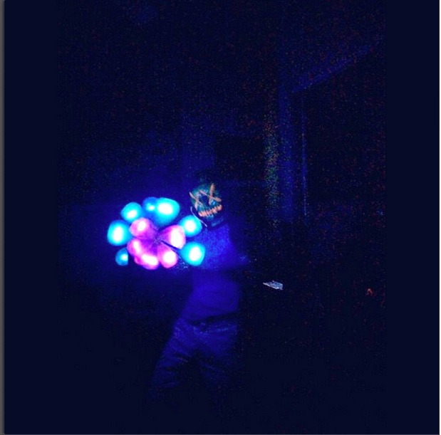 Masked Orbitals