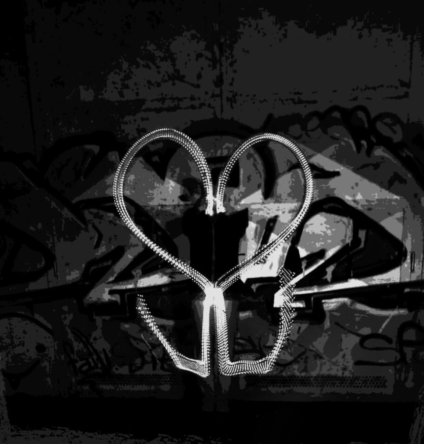 Poi heart for you