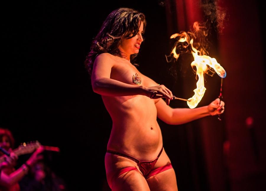 Fire Burlesque