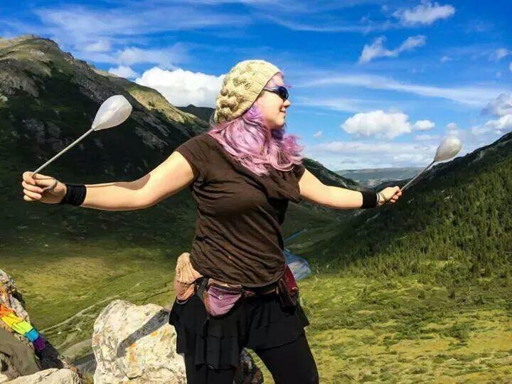 Alaskan Mountain Tops