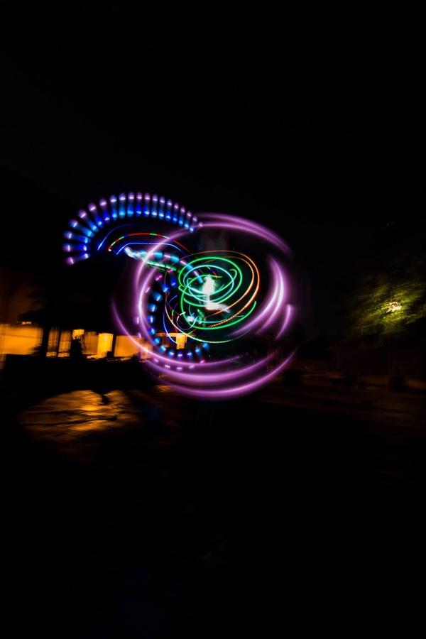 Crystal vortex