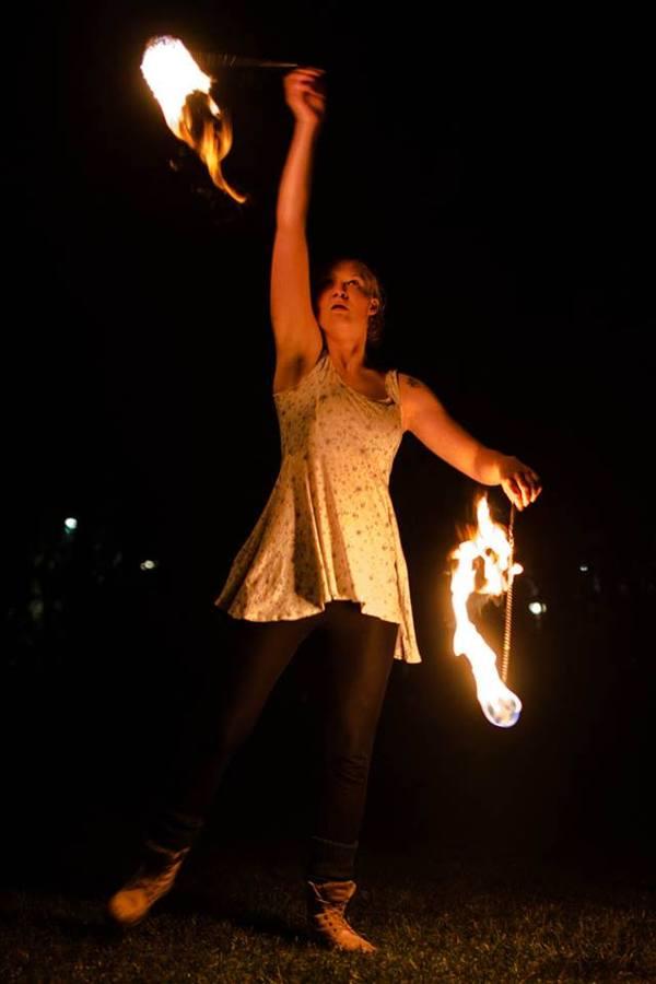 fire at the vondelpark