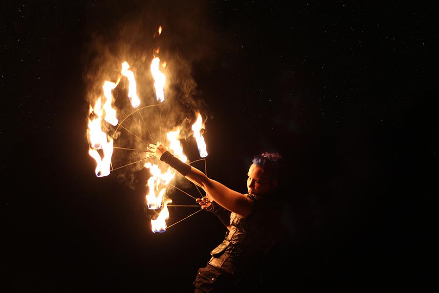Burnin the Stars