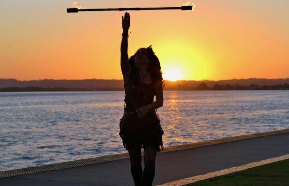 Reach for the sky!