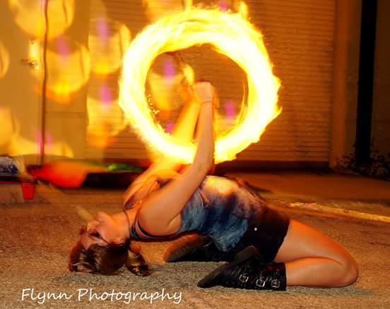 Spirit Fire