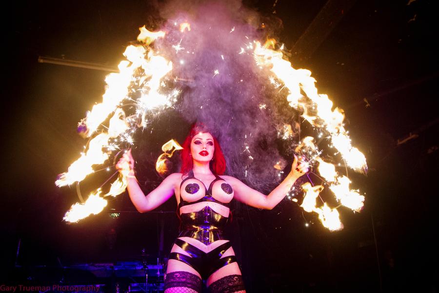 Dani Divine at Club AntiChrist
