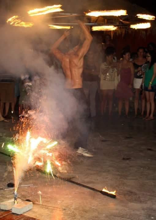pyro hot