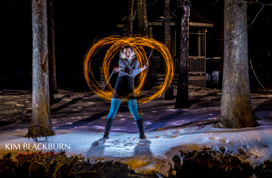 Hannah Snow Fire