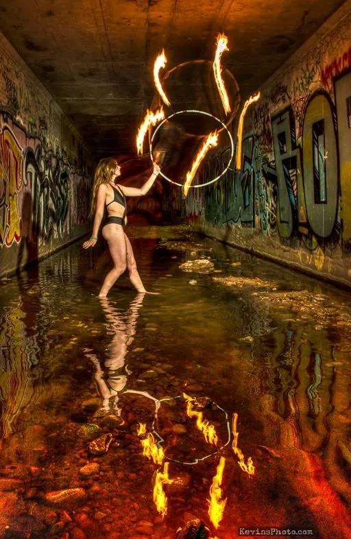 Sewer Reflection