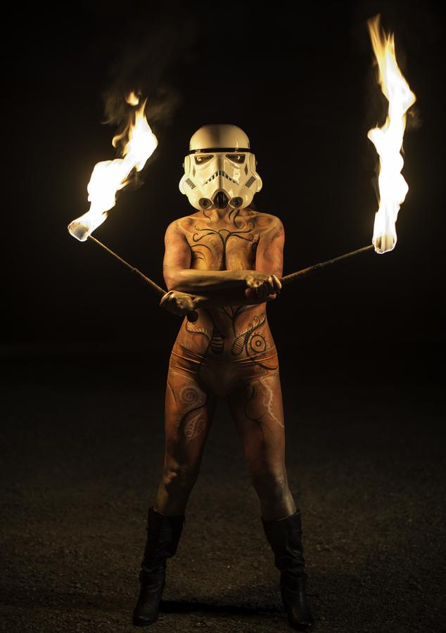 Fire Trooper