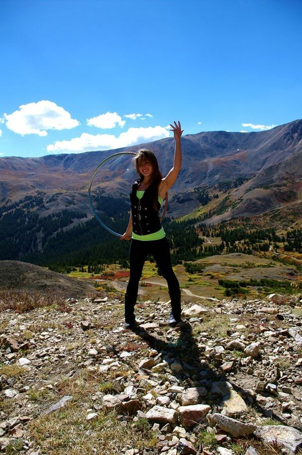 Victoria at 13,000 ft
