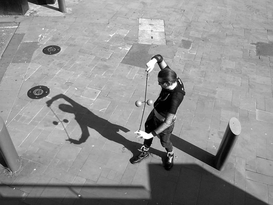 Shadow Poi