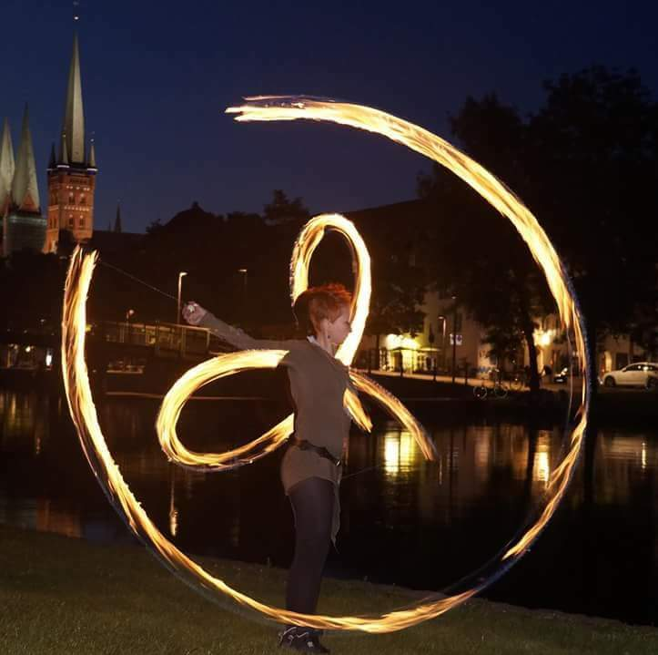 Keep Spinning!