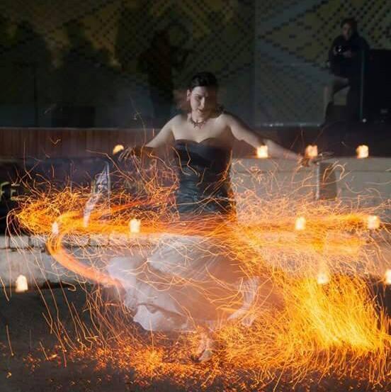Fire Dress performance