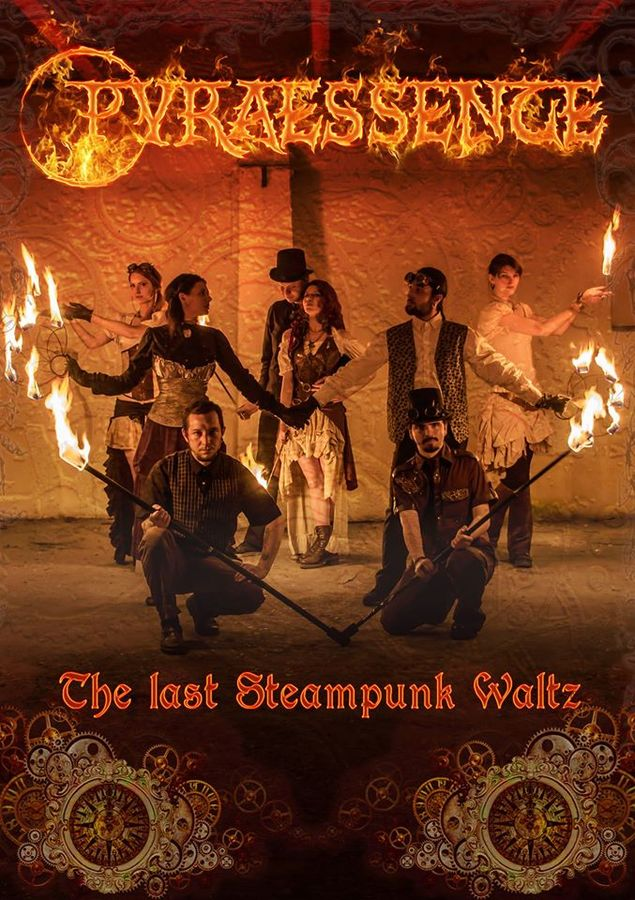 The Last Steampunk Waltz