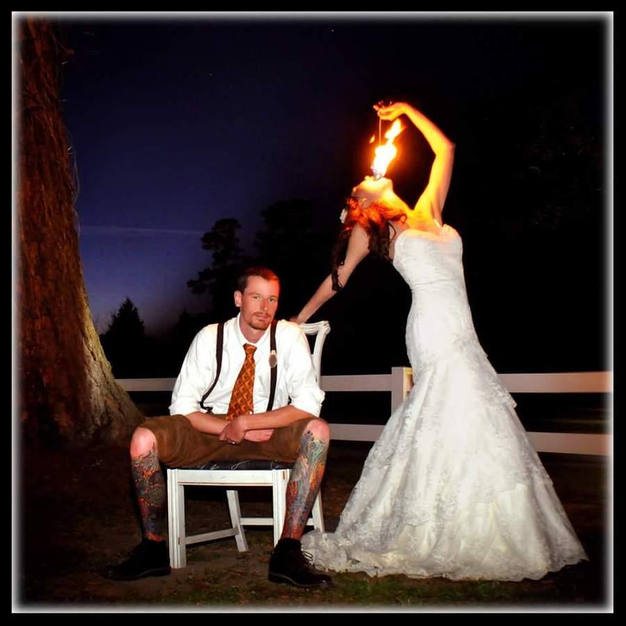 Fire Bride