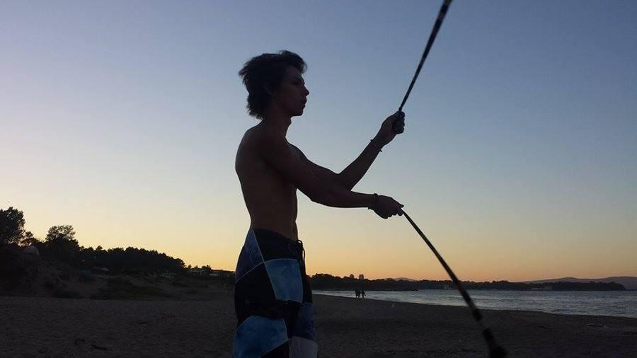 Beach Sock Poi