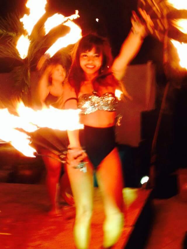 Fierce Smile of Fire