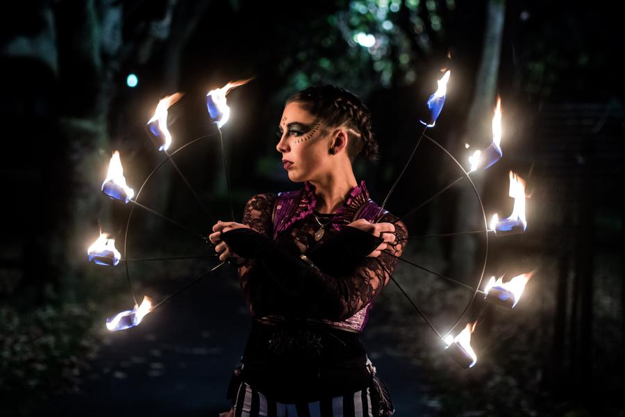 Tribal Flame