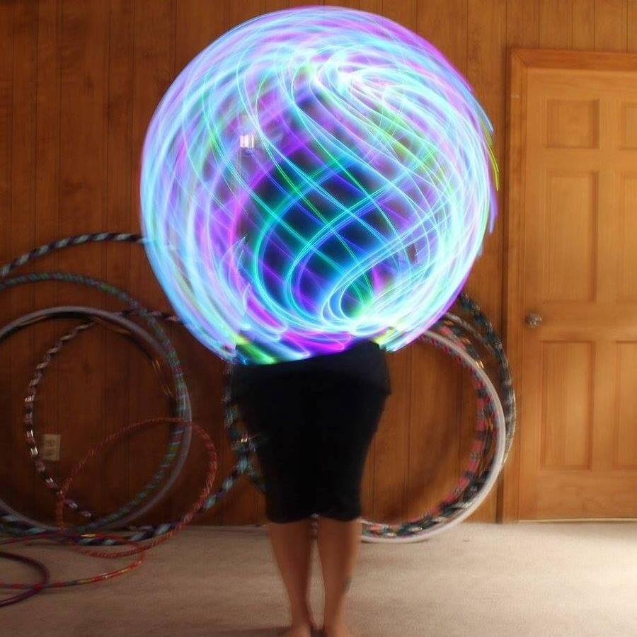 Hoop Smear Sphere