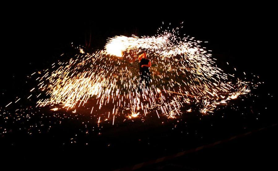 Rug Of Sparks