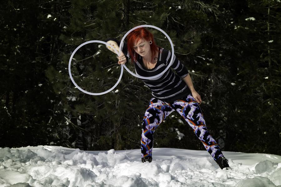 Snowhoop