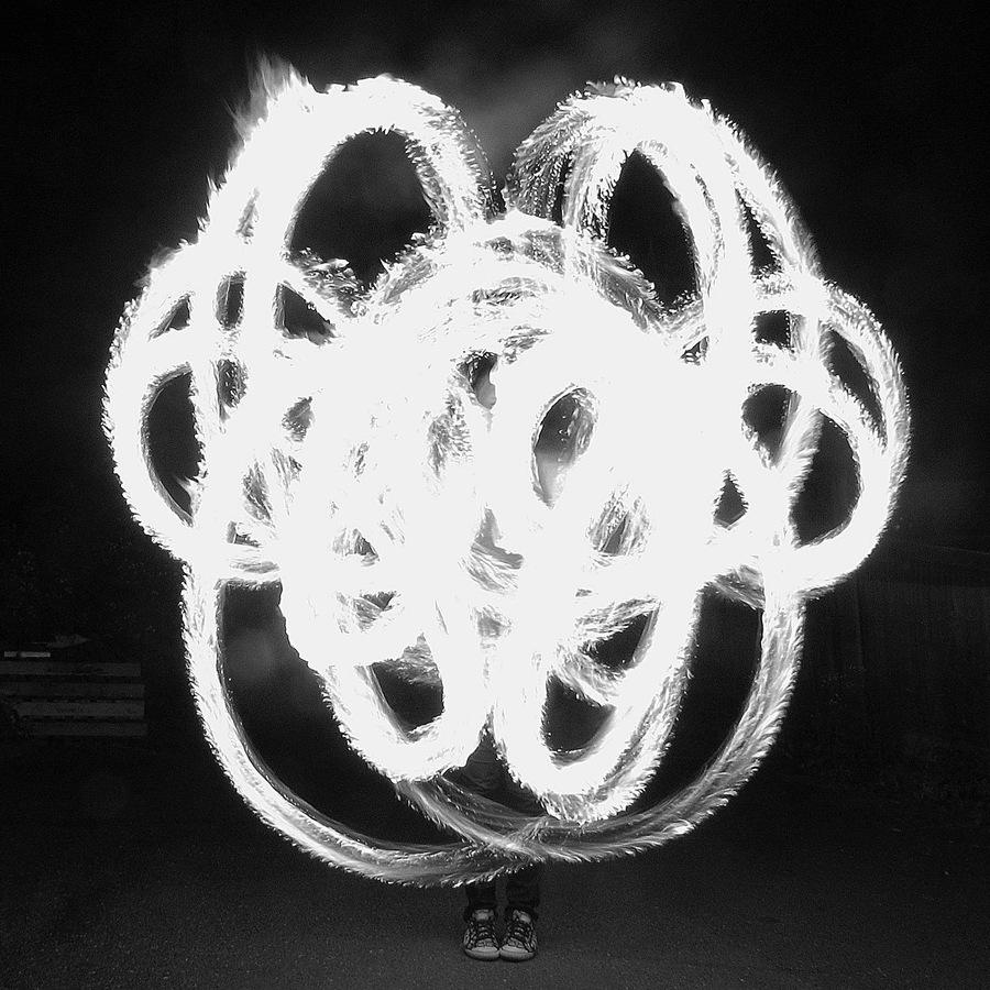 Fireball with Feet