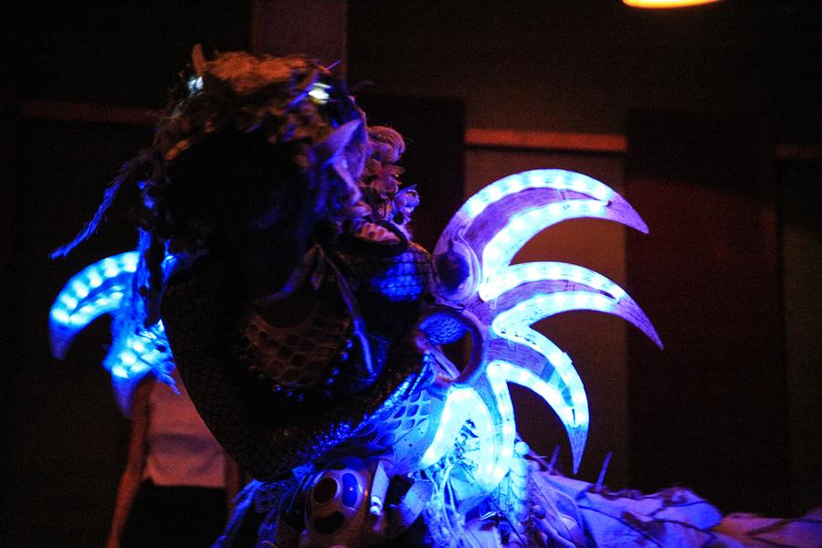 Electric Naga
