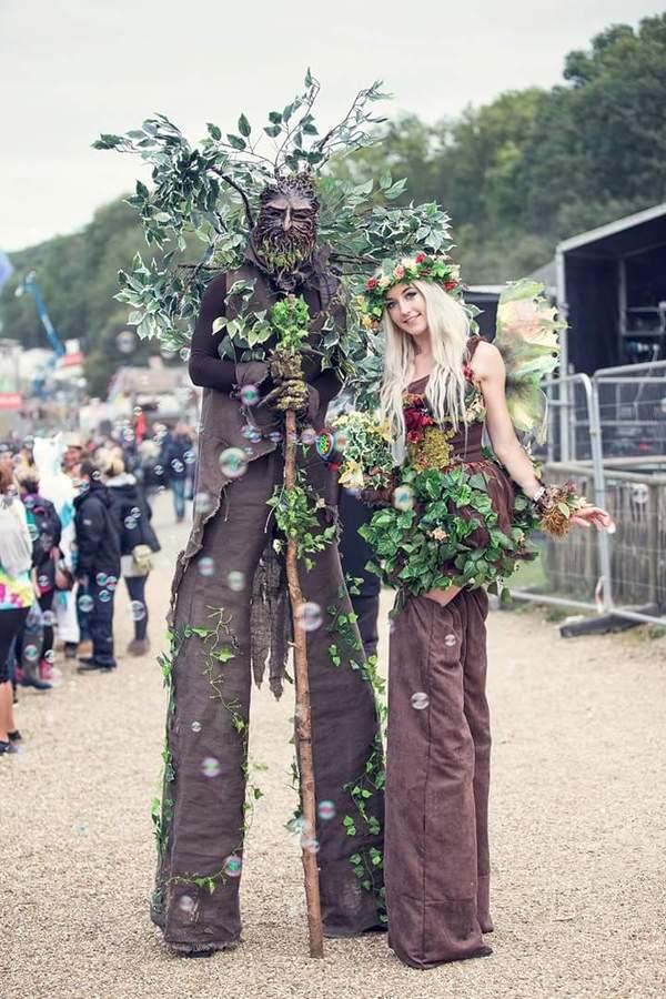 Valerian Entertainments Tree and Fairy