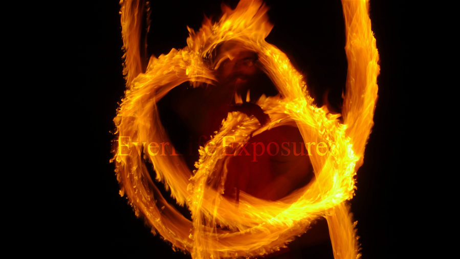 Immersed in Flame
