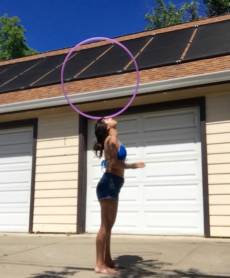 Hoop balance