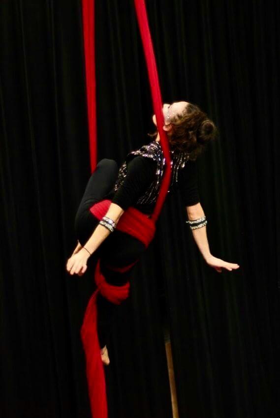 Aerial arts - Cirque