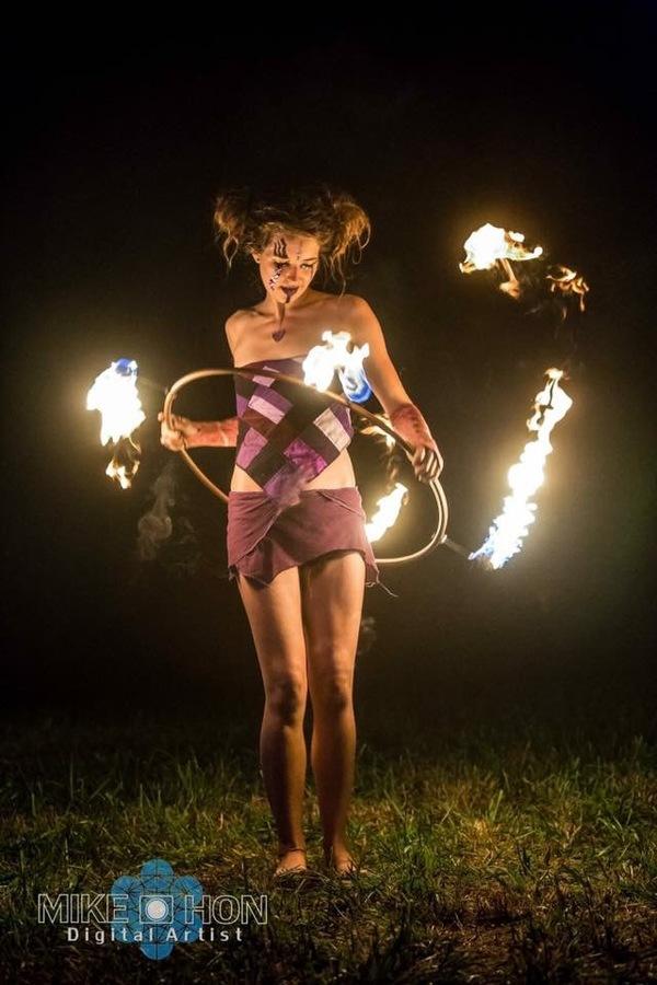 Fire Enchantress