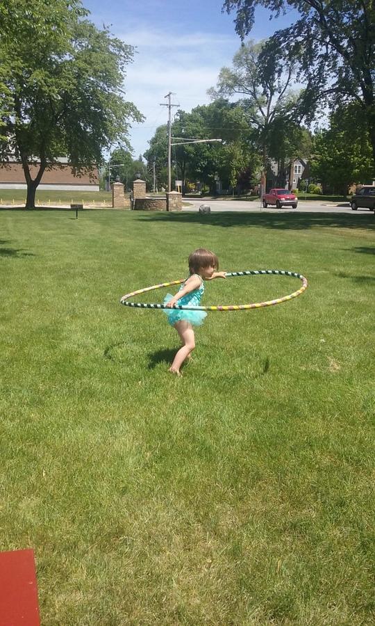 No hoop too big