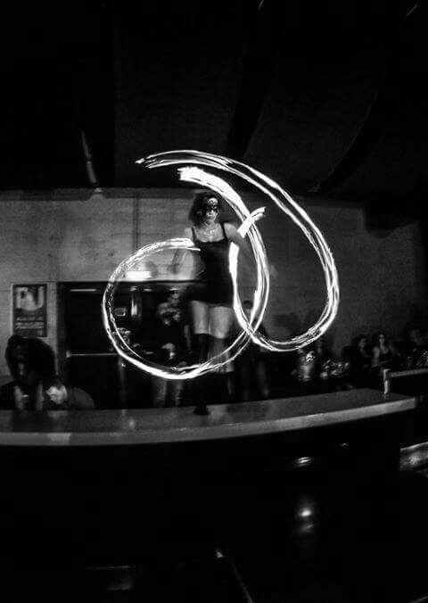 Black white Firepoi
