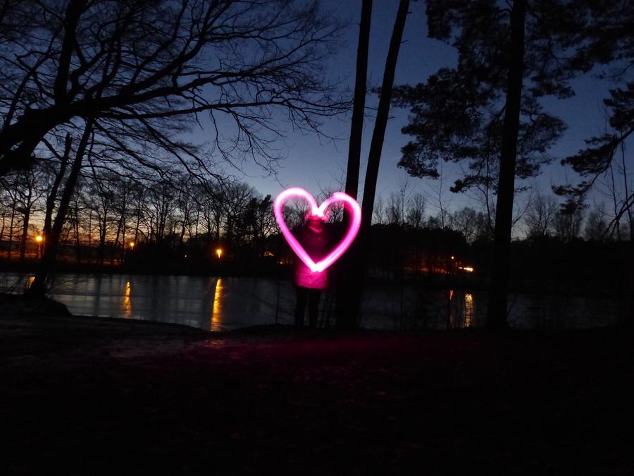 Heart of poi