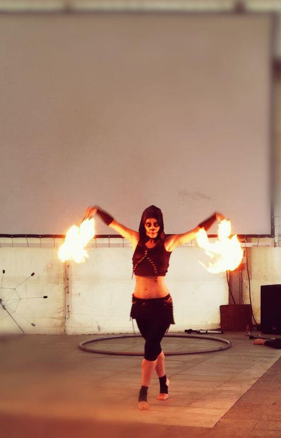 Farralis Fire Fans