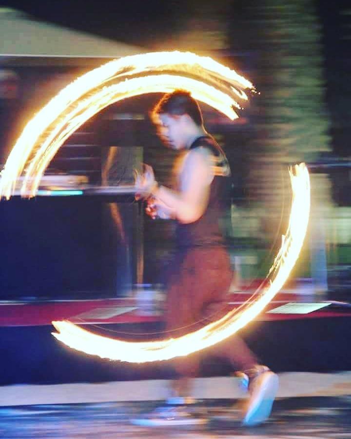 D Fire Dance Lover