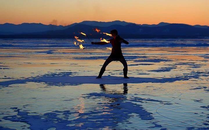 Sagittarius Fire and Ice
