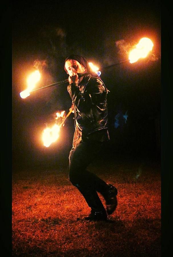 Issaic Del Sol-Grateful Flame