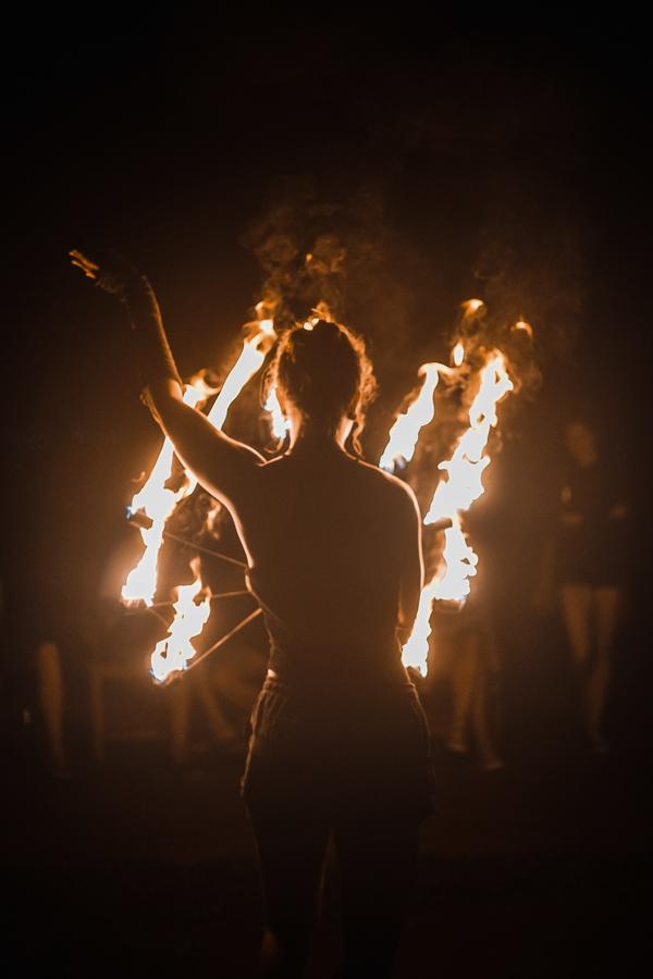 Fire Fans!
